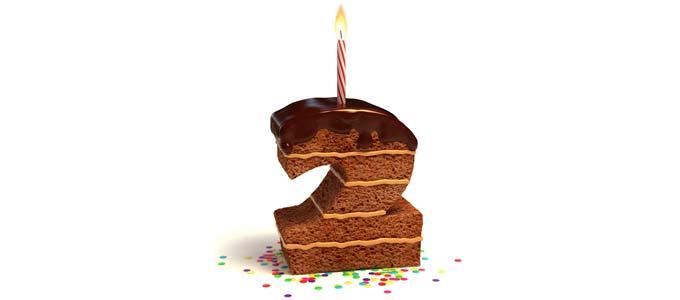Geburtstag OTTO Office Blog