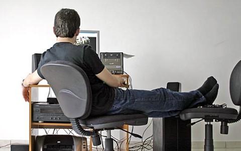 Effektiv im Heimbüro arbeiten