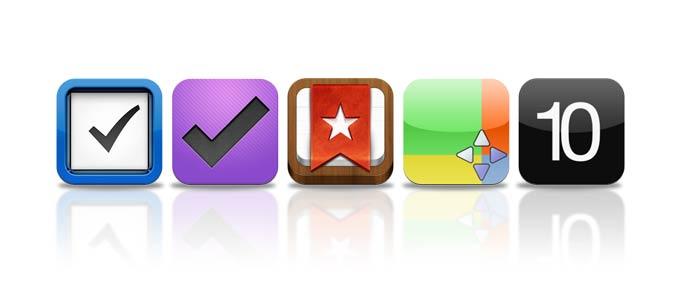 Zeitmanagement auf dem iPad