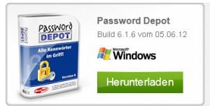Download Demo-Version von Passwort-Depot