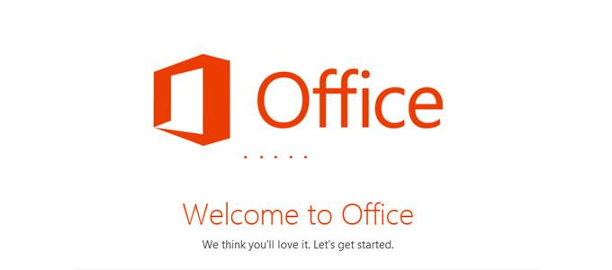 Microsoft Office 2013 Test