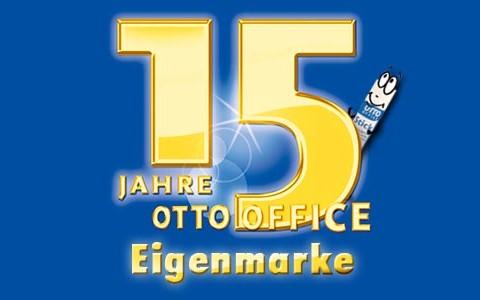 15 Jahre OTTO Office Eigenmarken!
