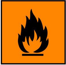 Piktogramm entflammbar
