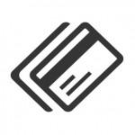 Piktogramm Kartenzahlung