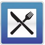 Piktogramm Restaurant