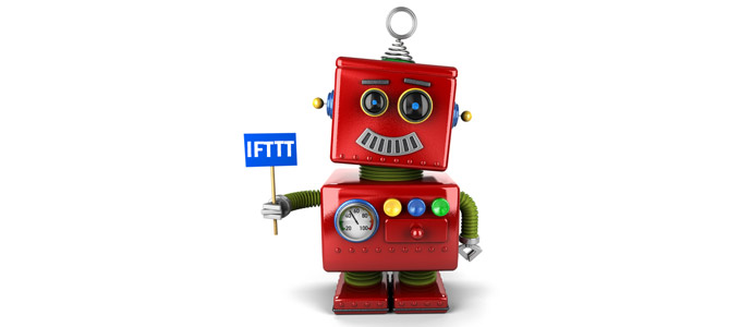 IFTTT – IF THIS THEN THAT