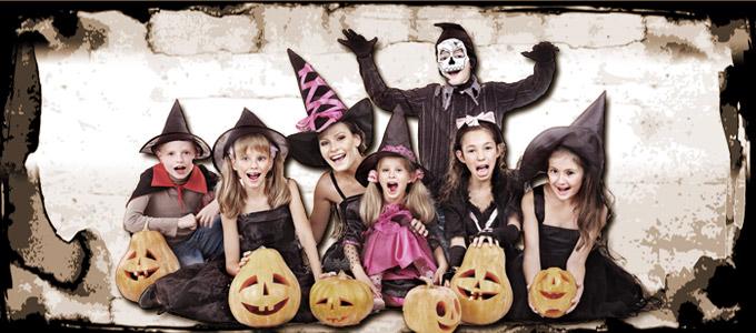 Halloween – Süßes oder Saures?