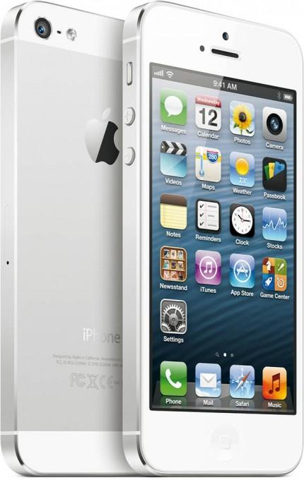 iPhone5 komplette Ansicht