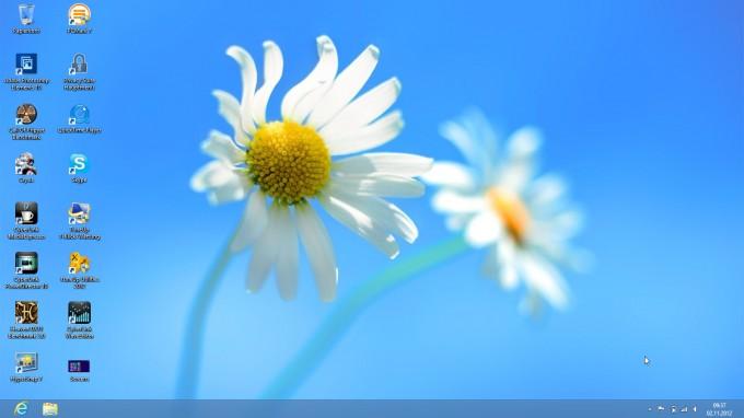 Windows8 - Desktop