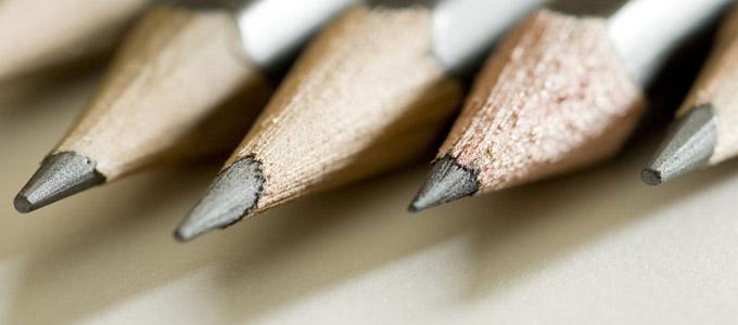 Einkaufsratgeber Bleistiftminen