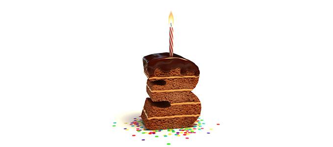 Hurra – Wir haben Geburtstag!
