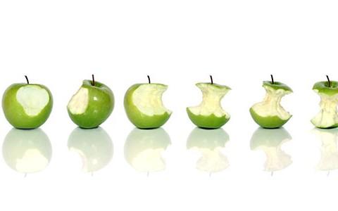 Apple auf dem absteigenden Ast