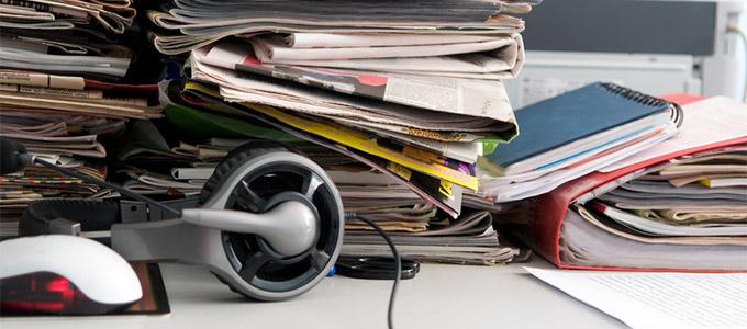 Was verraten uns persönliche Gegenstände am Arbeitsplatz