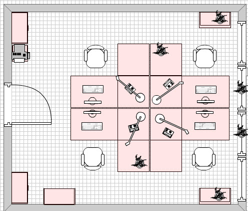 die optimale b rogestaltung was sollte man beachten. Black Bedroom Furniture Sets. Home Design Ideas