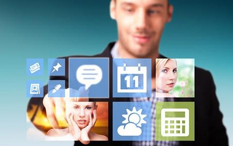 Touch-Apps auf Windows8: Wie sich die PC-Bedienung neu erfindet