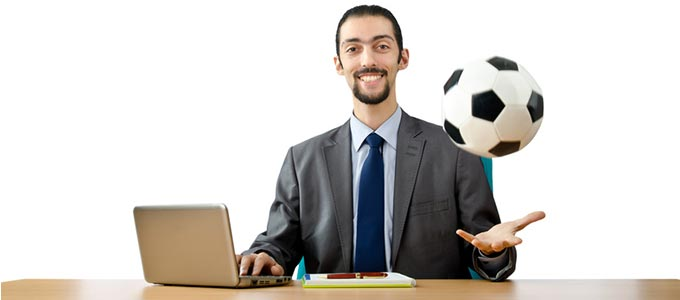 Arbeit und Sport verbinden