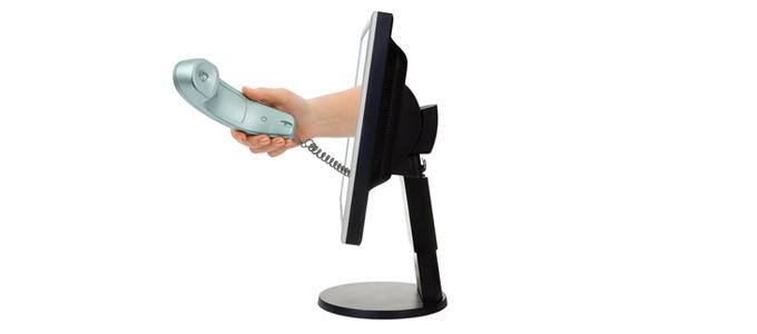 Skype-Bewerbungsgespräche