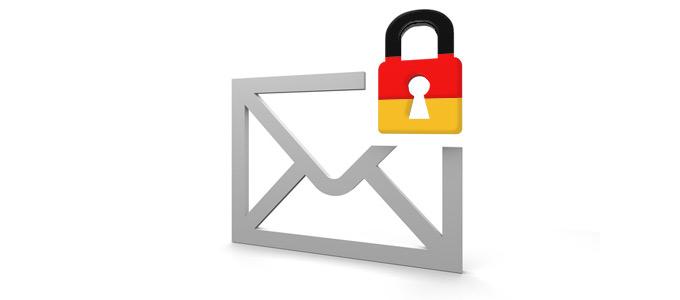 Email-Sicherheit in Deutschland