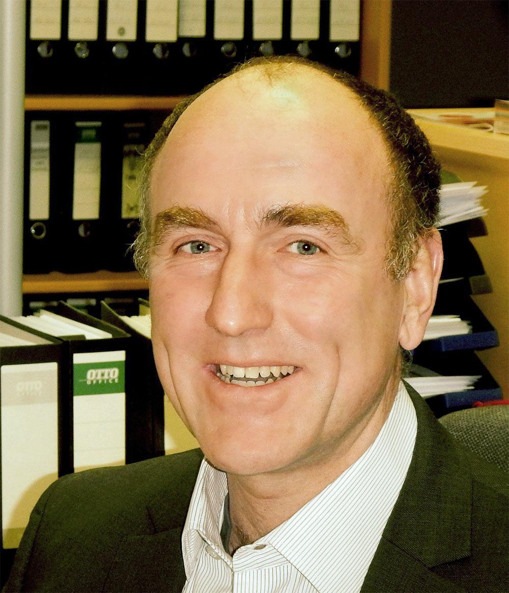 Markus Reichert ist seit Beginn bei OTTO Office
