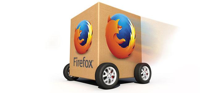 Mozilla Firefox schneller machen