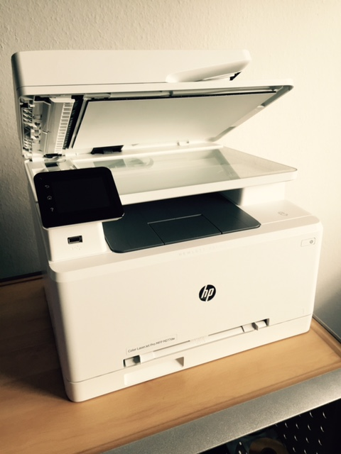 JetIntelligence Laserdrucker