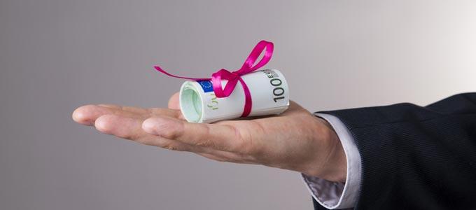 Compliance Weihnachtsgeschenke.Geschenke Vom Geschäftspartner Nette Geste Oder Bestechung