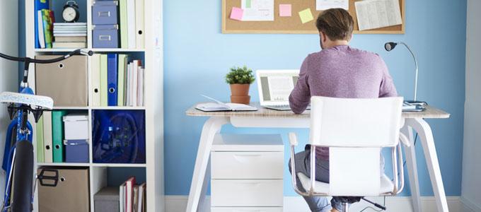 arbeitszimmer zu hause absetzen neues gerichtsurteil. Black Bedroom Furniture Sets. Home Design Ideas
