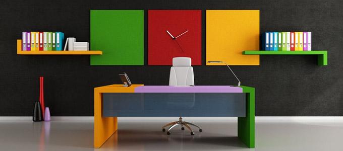 b rowand gestalten die wirkung von farben im b ro. Black Bedroom Furniture Sets. Home Design Ideas