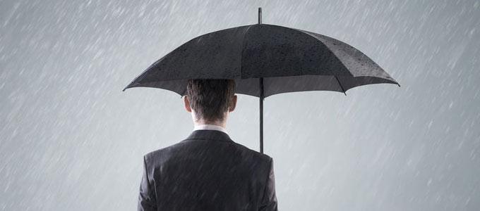 Richtig kleiden bei schlechtem Wetter