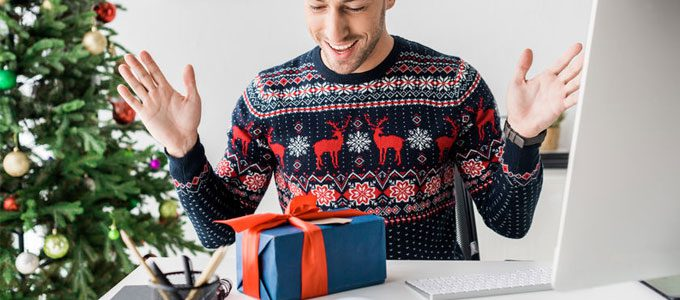 Weihnachtsgeschenke für die Kollegen
