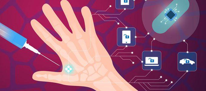 Mikrochips unter der Haut von Mitarbeitern - Sind wir schon soweit?