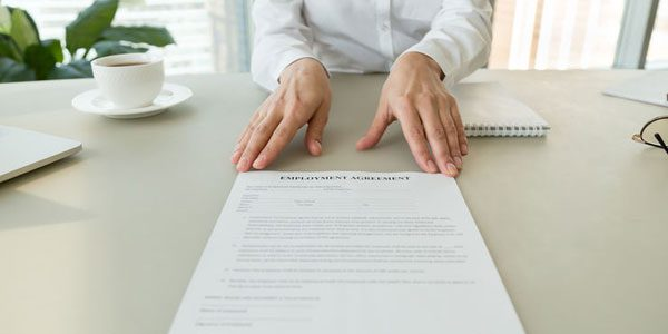 Der Arbeitsvertrag: Darauf sollten Sie achten