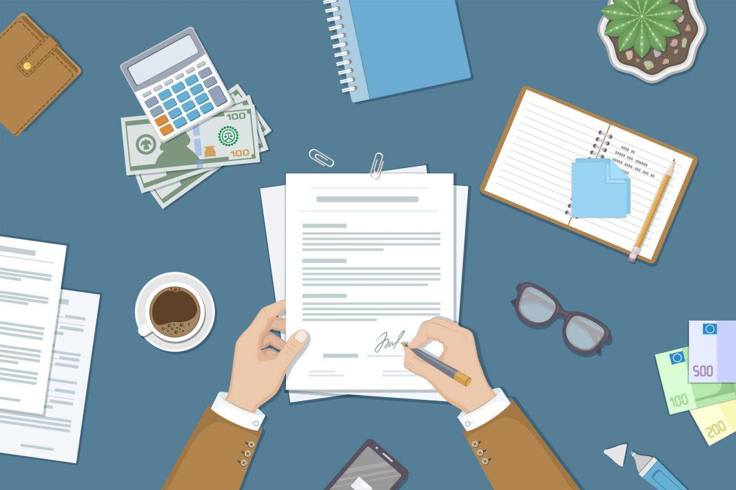 Was bedeuten die verschiedenen Unterschriftenzusätze und Businessabkürzungen?