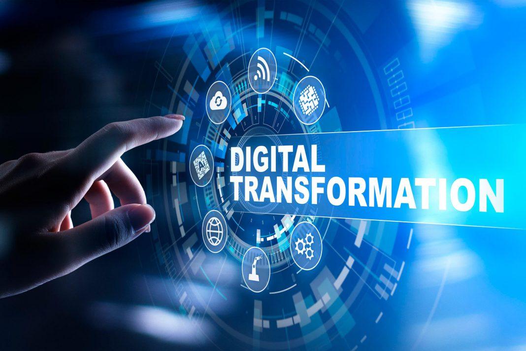 Digitale Transformation ist die Zukunft